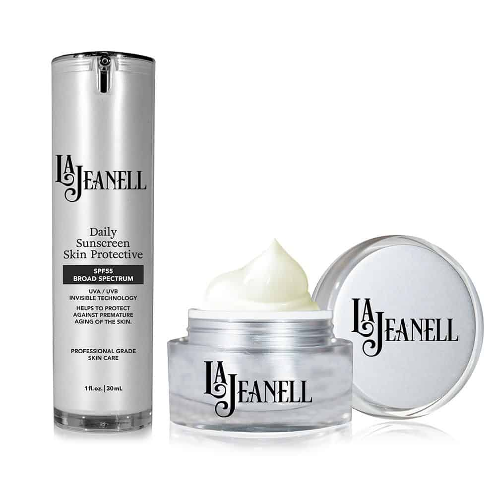 LaJeanell™ Skin Care Morning Routine